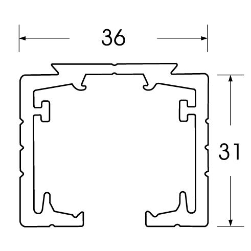 A1~A4適用軌道